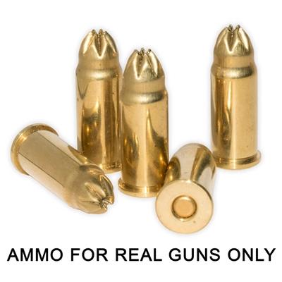 Idea 38 cal low penetration ammo