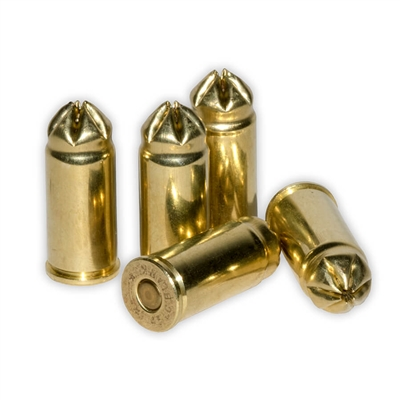 45 Long Colt Brass Blank Ammunition With Smoke